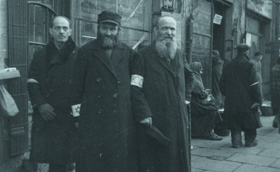 Żydzi w getcie warszawskim